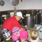 Čebelarstvo Čopar iz Mozirja je prijazno do otrok